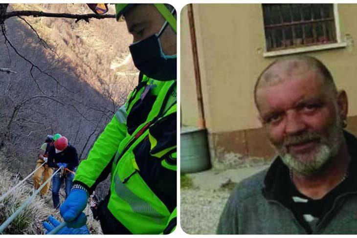 Ritrovato senza vita nell'appennino modenese il corpo del medicinese Boris Martagni