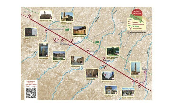 Ecco il progetto «Aemilia» per i viaggiatori che vogliono esplorare la «spina dorsale della regione»