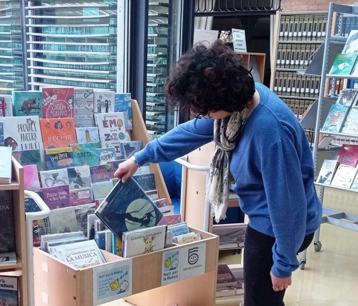 Nelle biblioteche di Castel San Pietro più libri per chi ha difficoltà di apprendimento