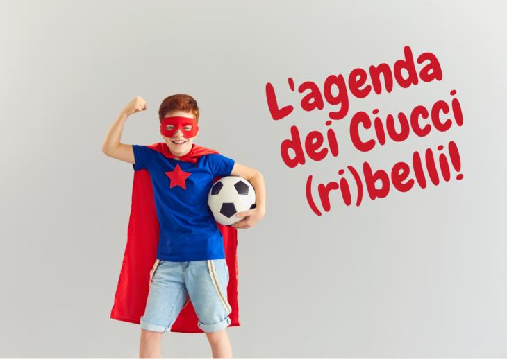 L'agenda dei Ciucci (ri)belli: 12-18 aprile 2021