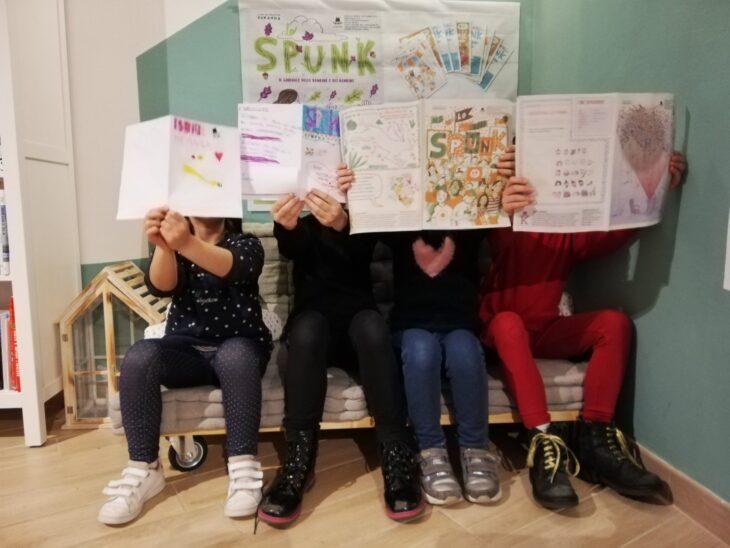 Obiettivo lettura, due eventi on line con il giornale dei bambini Lo Spunk