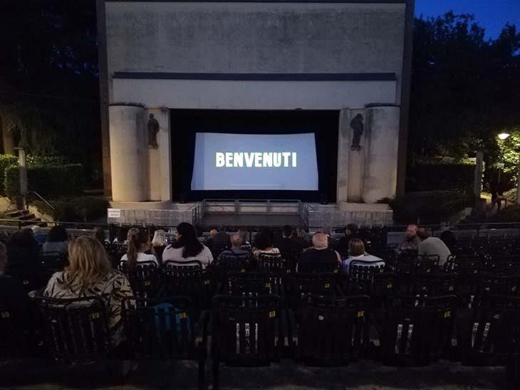 Stagione estiva ridotta all'Arena di Castel San Pietro con musica e teatro ma senza cinema