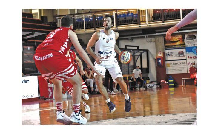 Basket serie B, l'Andrea Costa non sbanca Coverciano ed ora rischia