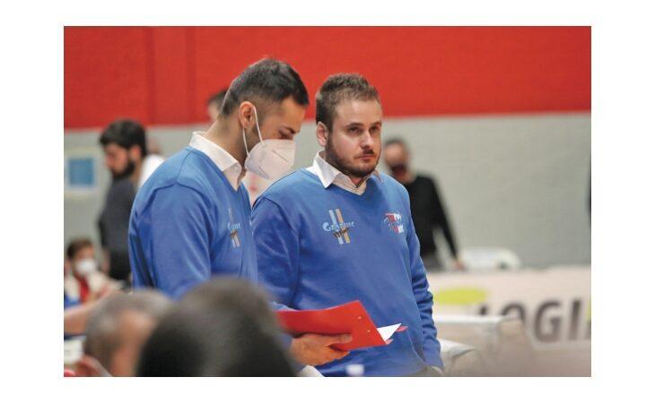 Basket serie B, in attesa dei play-out tutto facile per la Sinermatic contro Alessandria