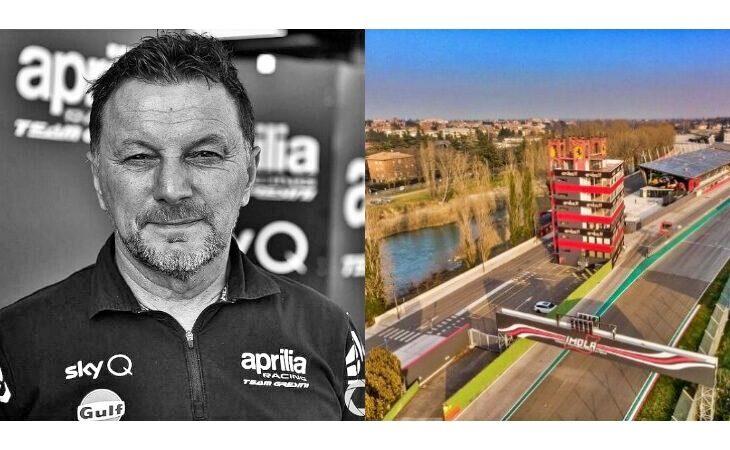 L'autodromo di Imola avrà un tratto di pista intitolato a Fausto Gresini