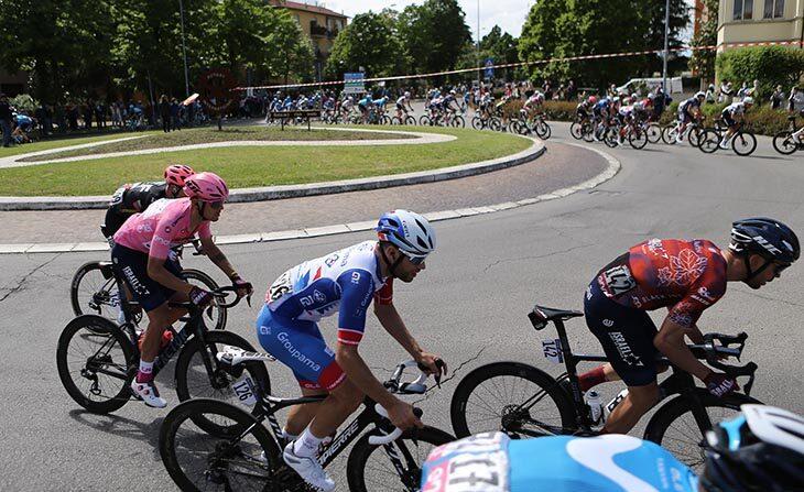 Il nostro Giro tra Adorni, Alaphilippe, Pezzi, le paste di Berti