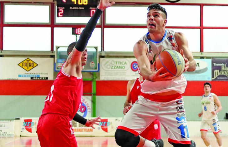 Basket B: sarà derby Imola-Ozzano ai play-out