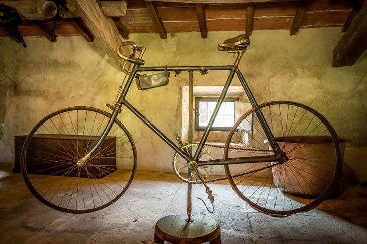 Sabato 15 e domenica 16 maggio in bici per la randonnée «La Mille di Oriani» e visita alla casa museo dello scrittore