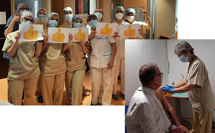 Coronavirus, 10 nuovi positivi a Imola, sempre meno casi gravi, chiude l'OsCo Covid a Castello. Vaccino per il sindaco Tinti. Lunedì si apre ai 40enni