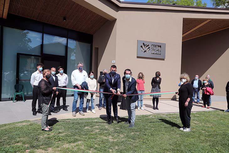 Il quartiere Marconi di Imola ha il suo centro sociale, inaugurato il nuovo «Giovannini»