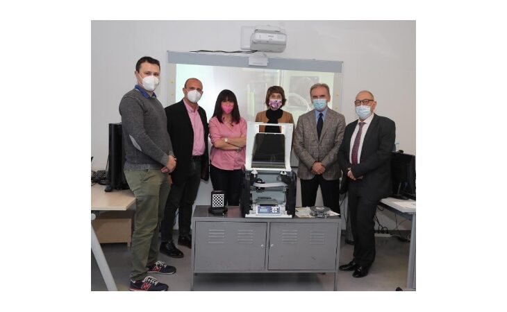 Donata una stampante 3D alla scuola in ospedale di Montecatone