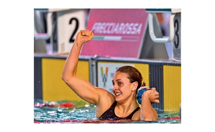Nuoto, Martina Carraro è di bronzo agli Europei di Budapest