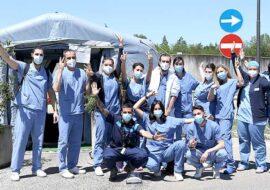 Coronavirus, solo 8 nuovi casi a Imola. L'Ausl oggi chiude il reparto Ecu e domani la tenda del pre-triage esterno