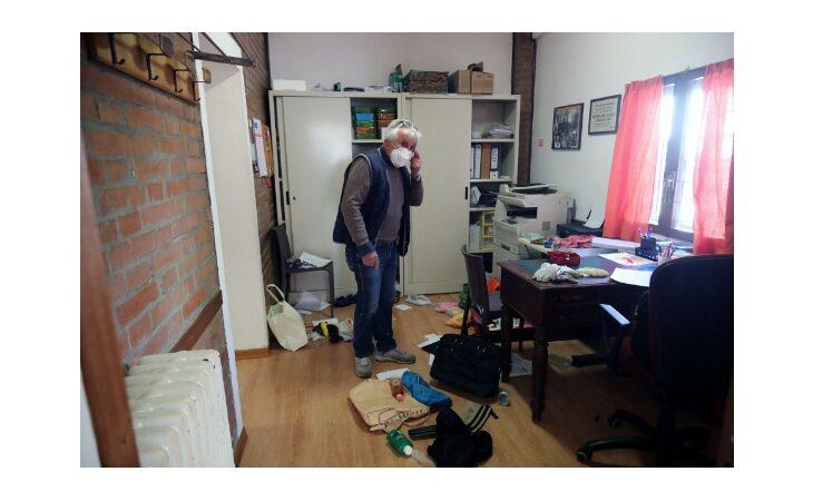Ladri al centro sociale di via Tiro a Segno, rubati due pc ed alcuni attrezzi