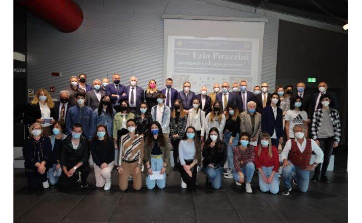 «Concorso Ezio Pirazzini», all'autodromo la premiazione dell'ottava edizione. I nomi degli studenti vincitori