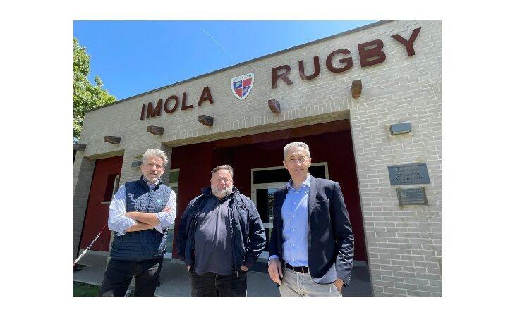 Massimo Villa lascia la presidenza dell'Imola Rugby. Al suo posto Alessandro Magnani