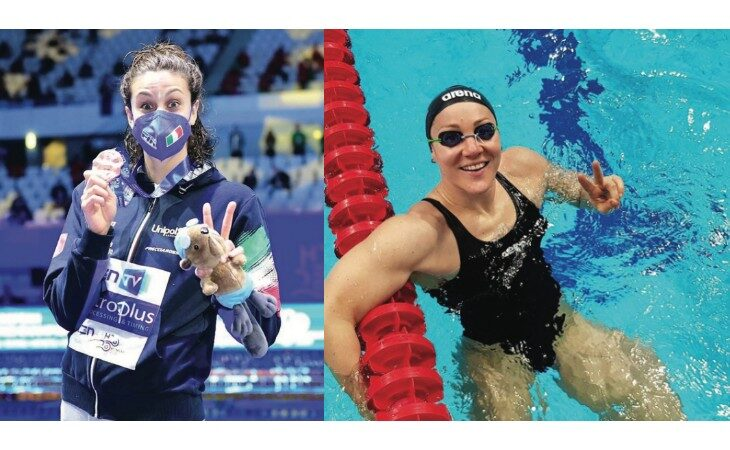 Nuoto, Martina Carraro non delude mai ed Ilaria Bianchi insegue l'Olimpo
