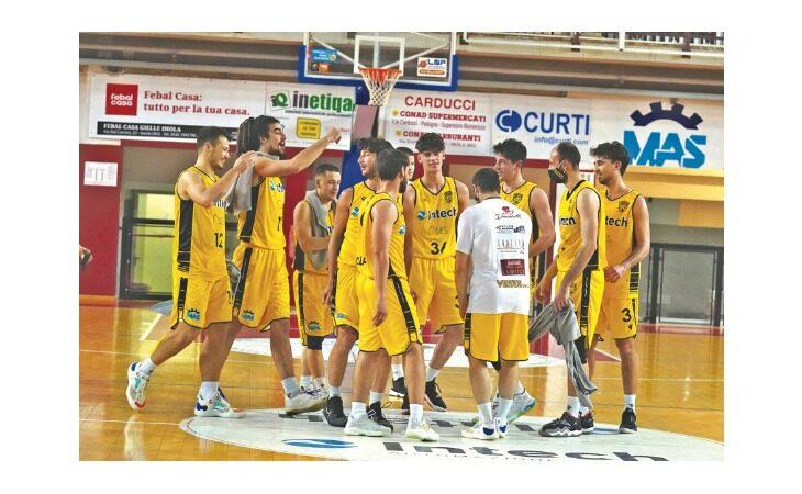Basket C Gold, che colpo dell'Intech a Jesolo