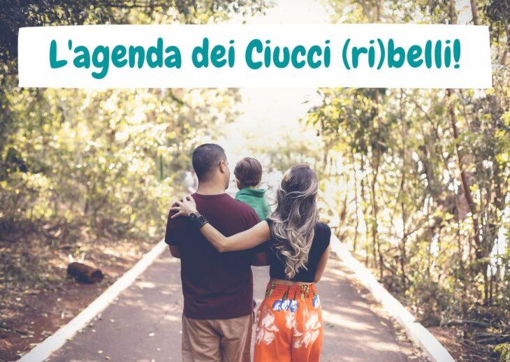 L'agenda dei Ciucci (ri)belli: 3-9 maggio 2021