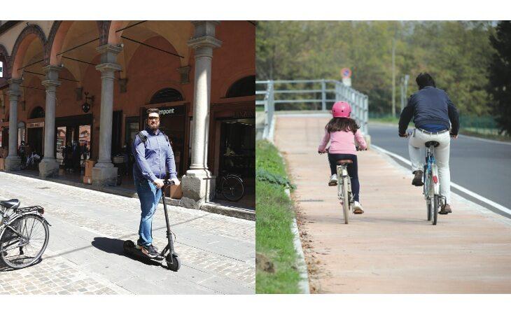 Biciclette e altre ruote, così cambia la mobilità