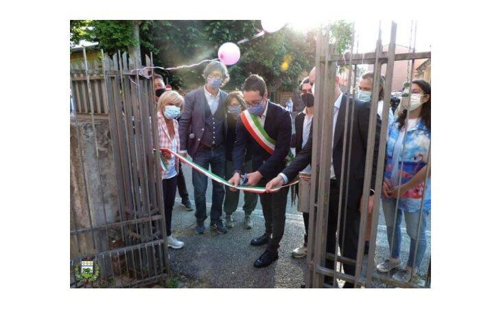 A Mordano inaugurato il centro giovanile Flood
