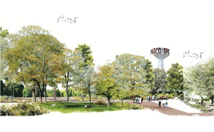 Il nuovo Parco dello sport di Medicina «pensato» dall'Università