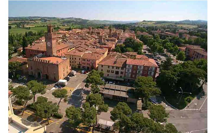 Da Comune e Regione 1,5 milioni di euro di investimenti e sostegni per il centro storico di Castel San Pietro