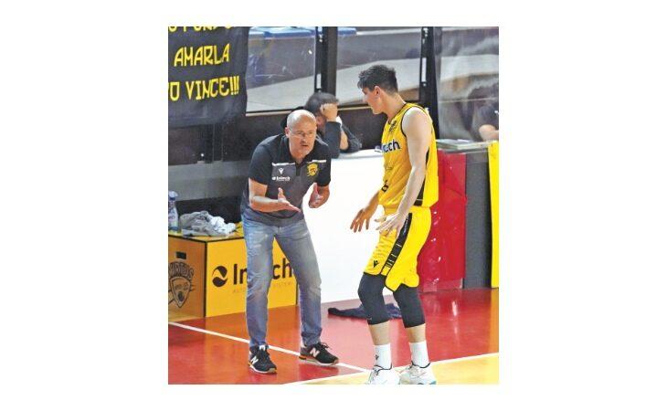 Basket C Gold, Ranocchi da metà campo fa gioire l'Intech Imola