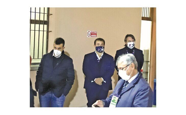 Caos luci al Romeo Galli, il sindaco Panieri replica all'Imolese
