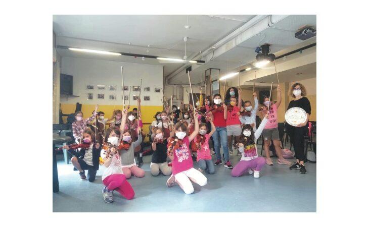 A Medicina per tutto giugno un laboratorio di orchestra d'archi gratuito per i giovani