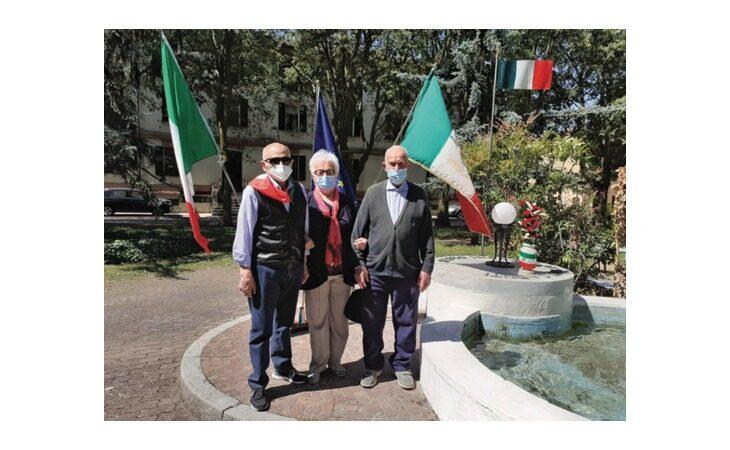 Restaurati il monumento e la fontana ai Caduti di Sesto Imolese