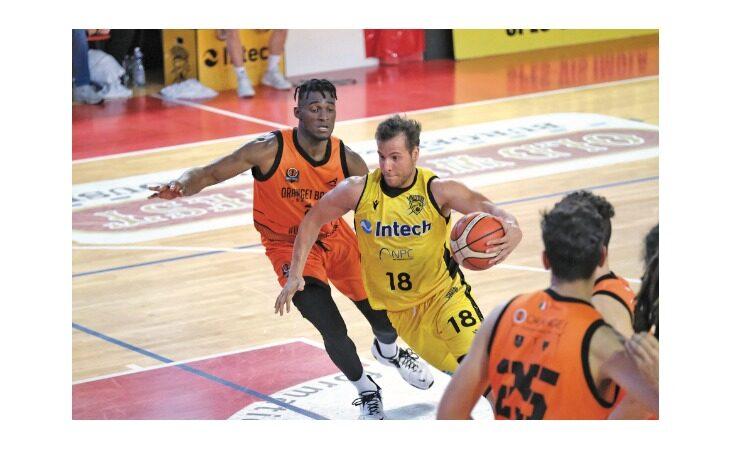 Basket C Gold, l'Intech Imola corsara ad Oderzo si qualifica alle Final Four