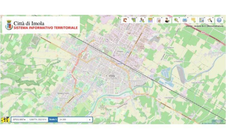 A Imola nasce WebSit, la piattaforma per la consultazione interattiva degli strumenti urbanistici comunali