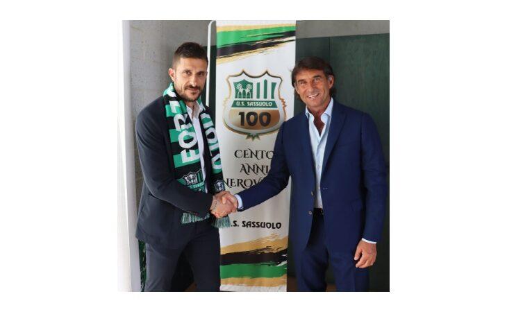 L'ex Imolese Alessio Dionisi è il nuovo tecnico del Sassuolo