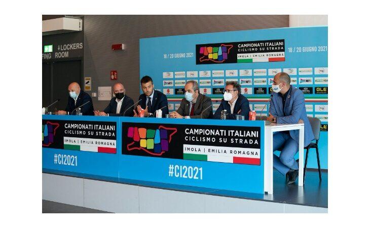 Ciclismo, programma e percorso dei Campionati italiani a Imola