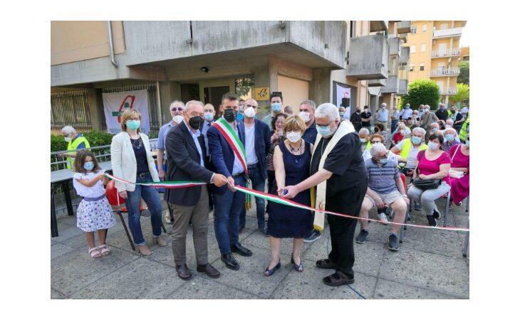 Inaugurata la nuova sede dell'associazione di volontariato Anteas