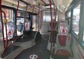 Coronavirus, da oggi in Emilia Romagna la capienza massima su treni, autobus e mezzi pubblici passa all'80%