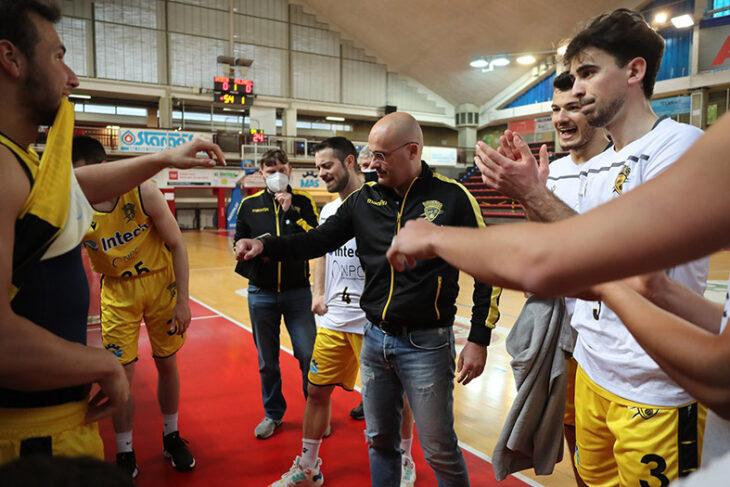 Basket C Gold, Jesolo passa al Ruggi. Sabato la semifinale Intech-Ferrara