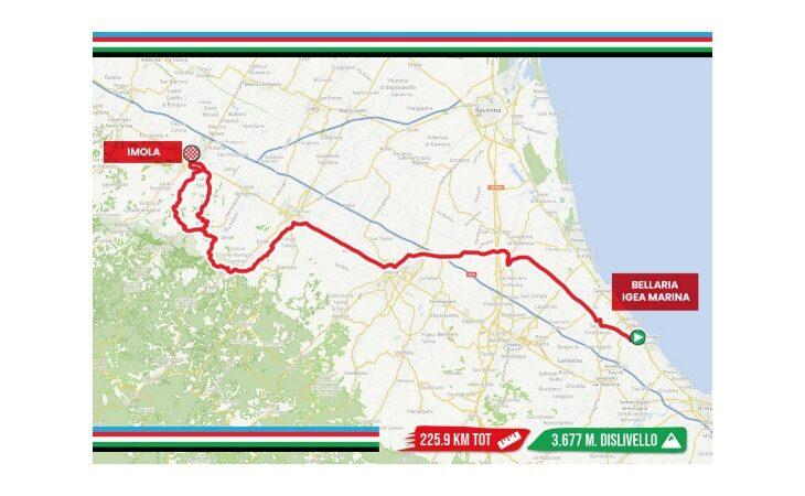 Ciclismo, oggi è il giorno dei Campionati italiani a Imola
