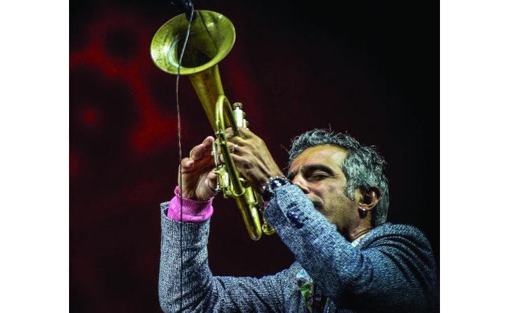 Il trombettista Paolo Fresu porta il jazz al parco Ca' Nova di Medicina