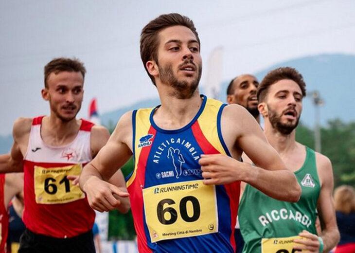 Atletica: Conti argento assoluto negli 800