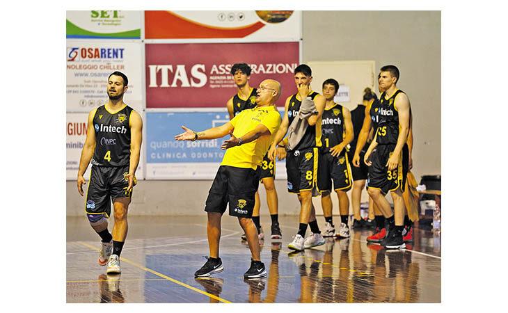 Basket C Gold, buona…l'andata per l'Intech Imola