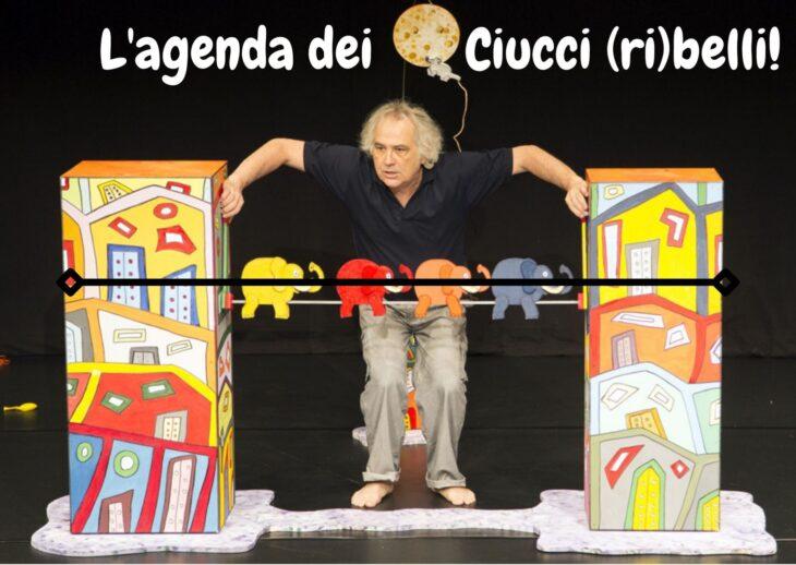 L'agenda dei Ciucci (ri)belli: 5-11 luglio 2021