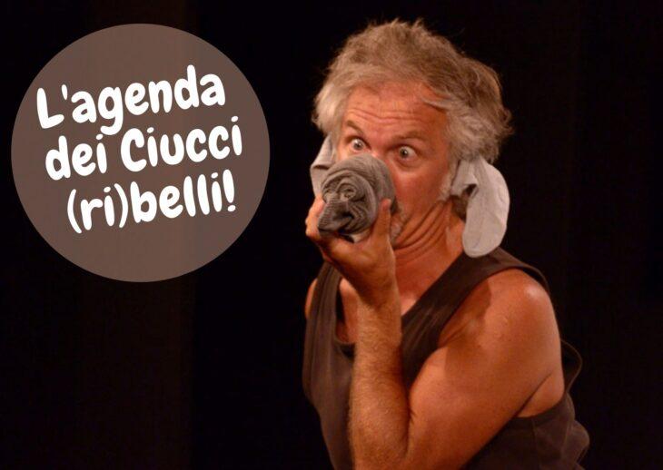 L'agenda dei Ciucci (ri)belli: 21-27 giugno 2021