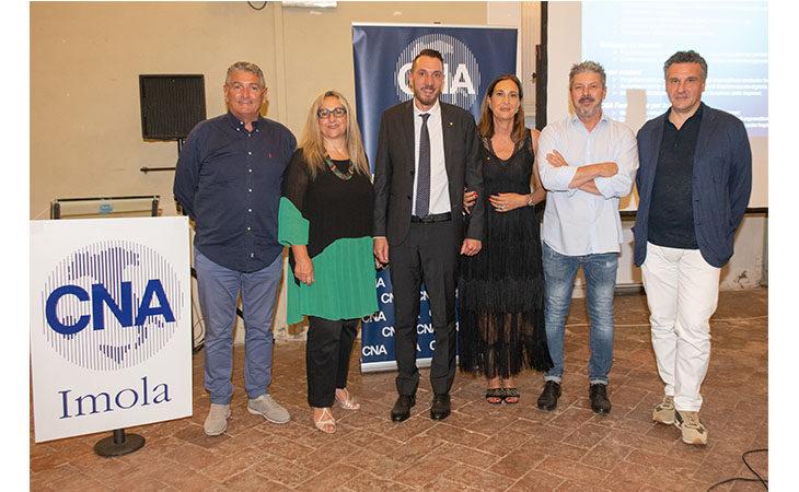 Luca Palladino è il nuovo presidente di Cna Imola