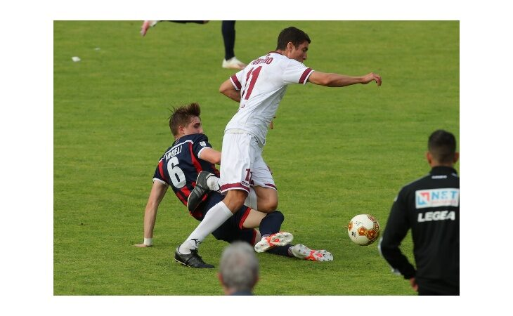 Calcio serie C, Matteo Angeli e l'Imolese ancora avanti insieme