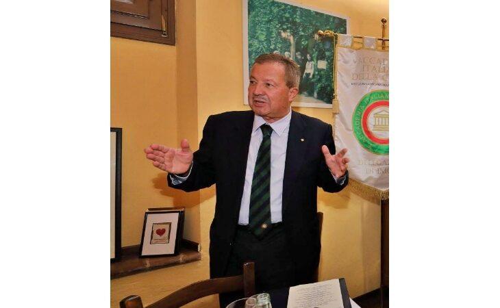 Accademia italiana di cucina, Antonio Gaddoni nominato delegato imolese per il prossimo triennio e consultore nazionale