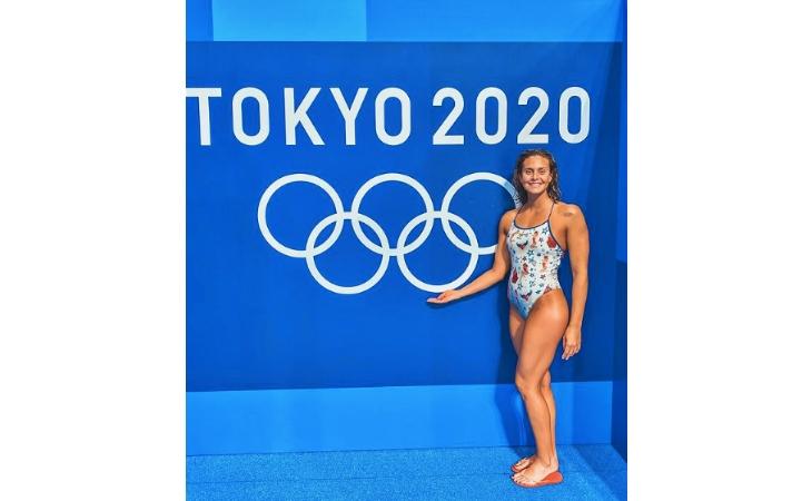 Olimpiadi, stanotte Martina Carraro in finale nei 100 rana