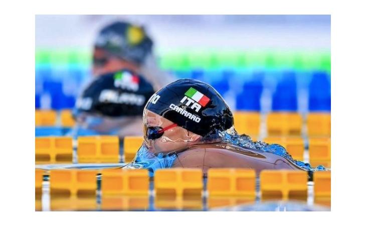 Olimpiadi, Martina Carraro chiude settima nella finale dei 100 rana