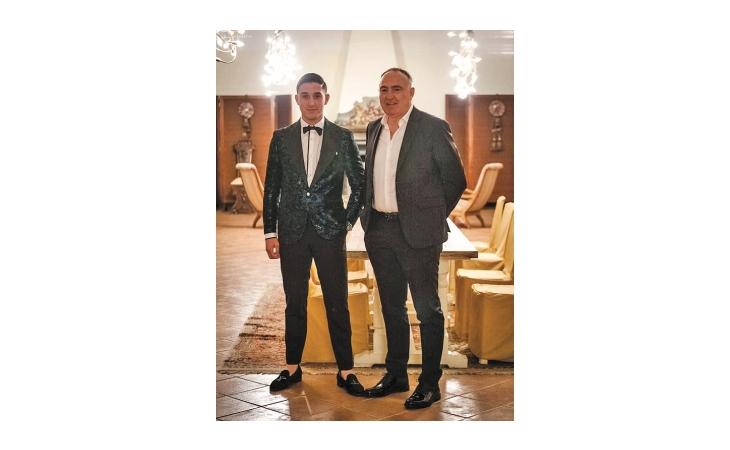 Calcio serie C, il nuovo patron dell'Imolese Antonio De Sarlo si presenta